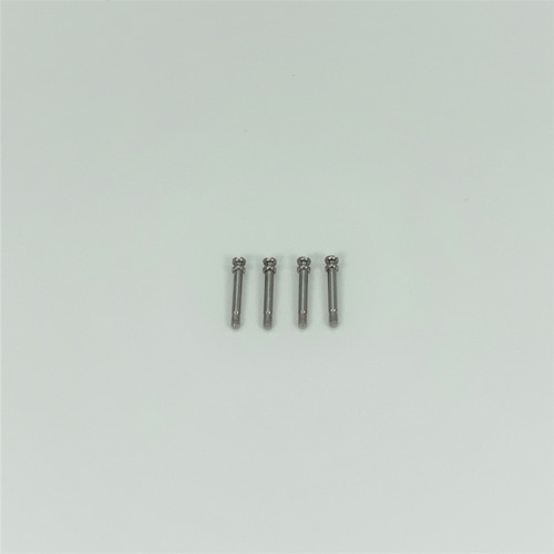 Shock Shafts, 1/18 Mid, Spr, EDM, LM (4)