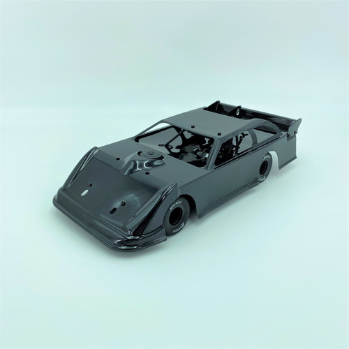 1/18 Late Model, Black, RTR