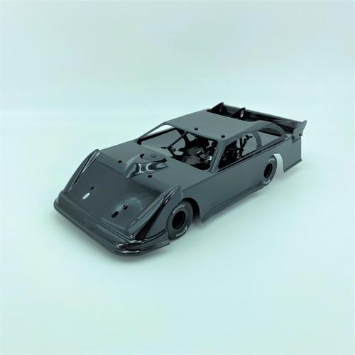 1/18 Late Model, Black, RTR