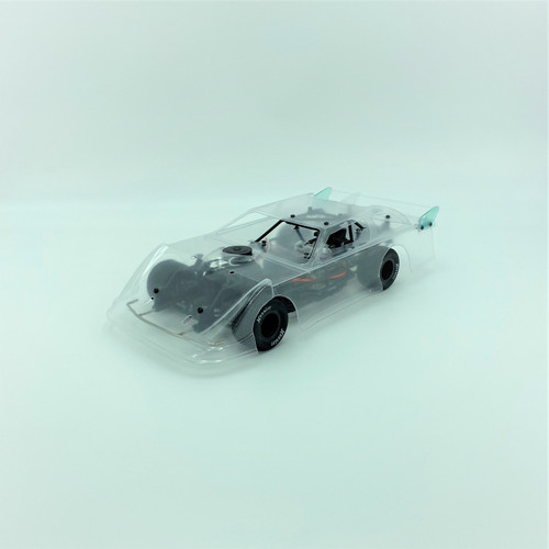 1/18 Late Model, Clear, RTR
