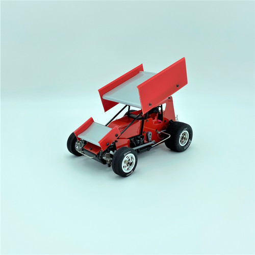 1/18 Sprint Car 3.0, Red, RTR