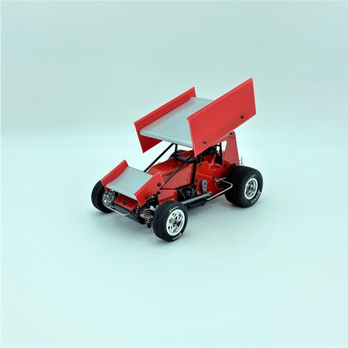 1/18 Sprint Car 3.0, Red, RTR