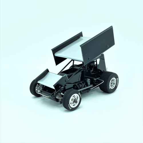 1/18 Sprint Car 3.0, Black, RTR