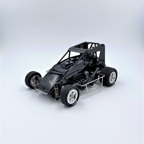 1/18 Midget 3.0, Black, RTR