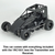 1/18 Midget 2.0, Black - No Transmitter and Receiver - Limited Time Only
