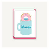 Donut Thank You Cards