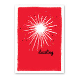 Dazzling Star Boxed Holiday Cards