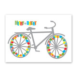 Bike Boxed Holiday Cards