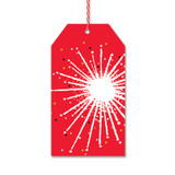 Dazzling Star Gift Tags