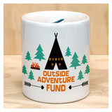 Outside Adventure Coin Bank by Rock Scissor Paper