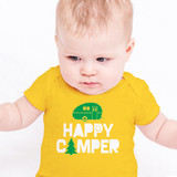 Happy Camper Bodysuit