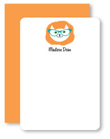 Cool Cat Personalized Stationery