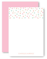 Chanelle Personalized Stationery