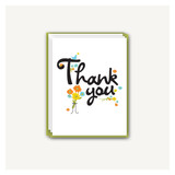 Cursive Thank You Cards