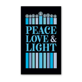 Candles Mini Cards - Pack of 4