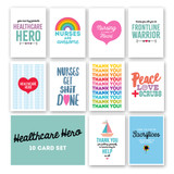Healthcare Hero 10 card set