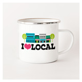I *HEART Local Camp Cup