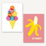 Birthday Fun 10 card set