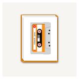Mix Tape Thank You Cards