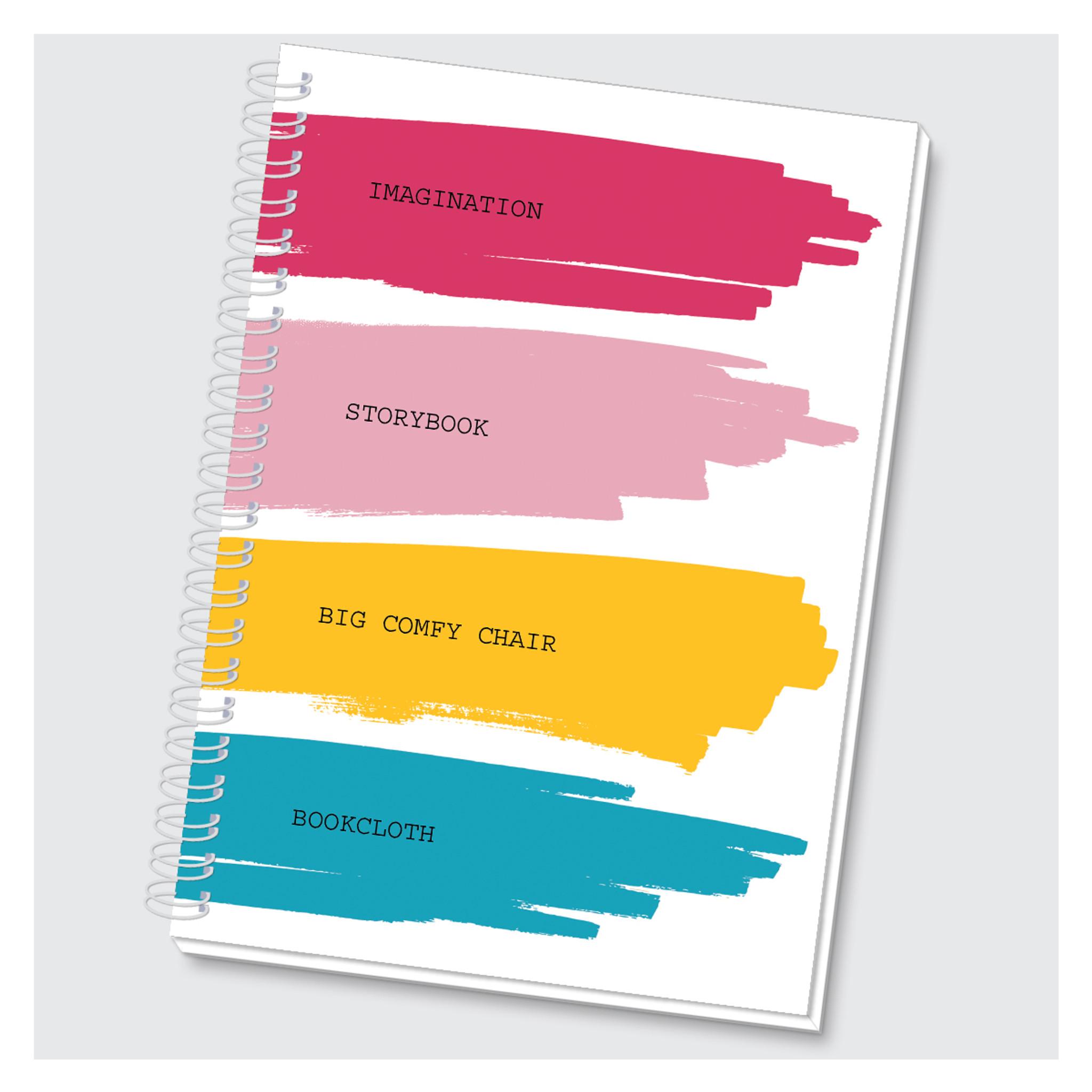 Favorite Colors - Imagination Journal by Rock Scissor Paper