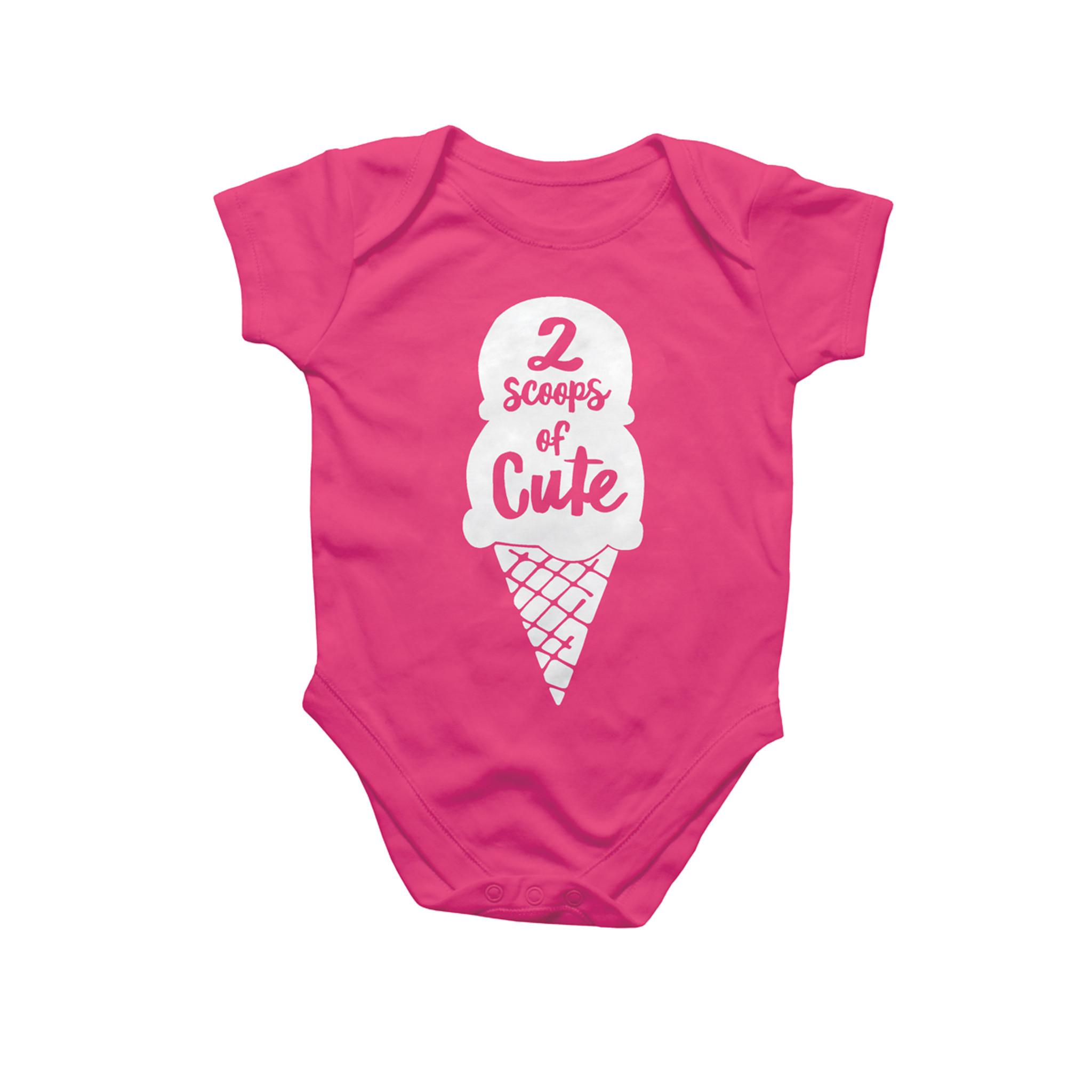 Ice Cream Baby Bodysuit