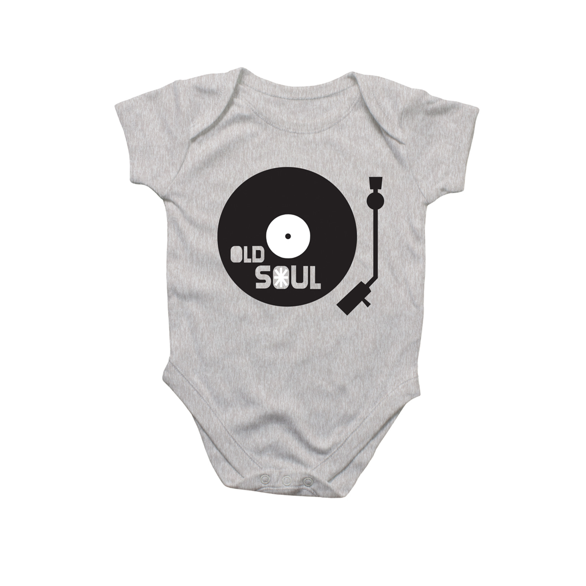 Old Soul Baby Bodysuit
