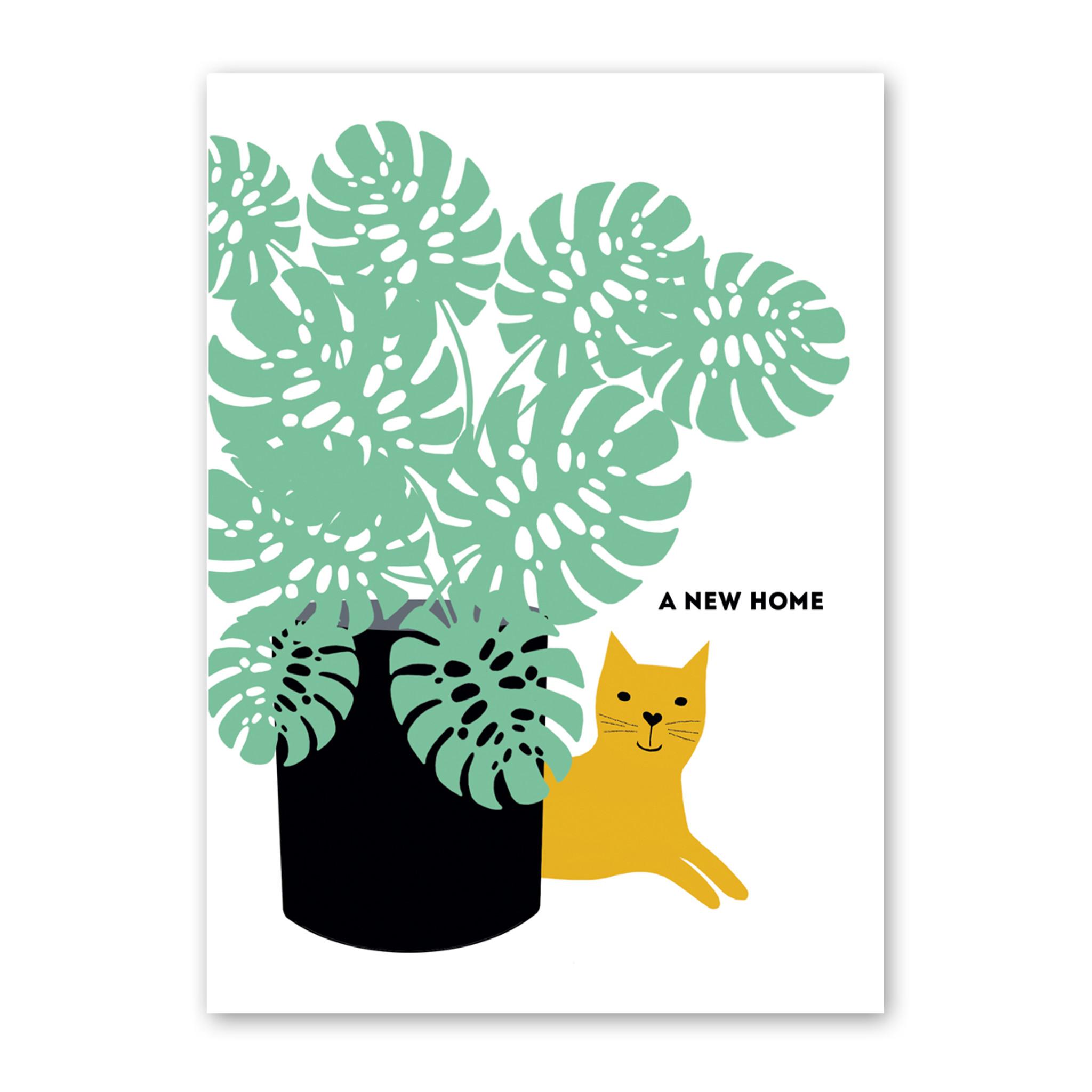 House Plant Card