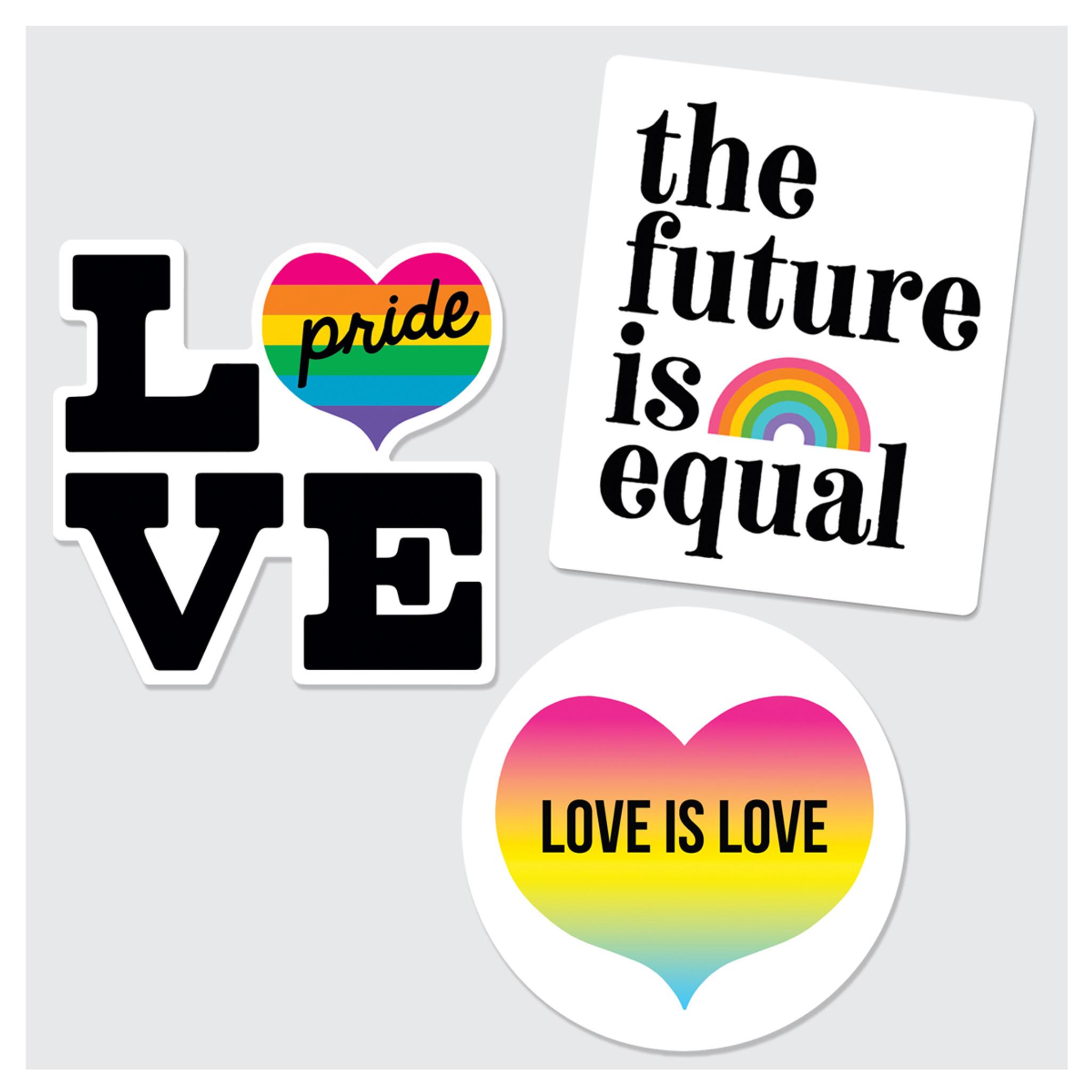 Pride Sticker Set
