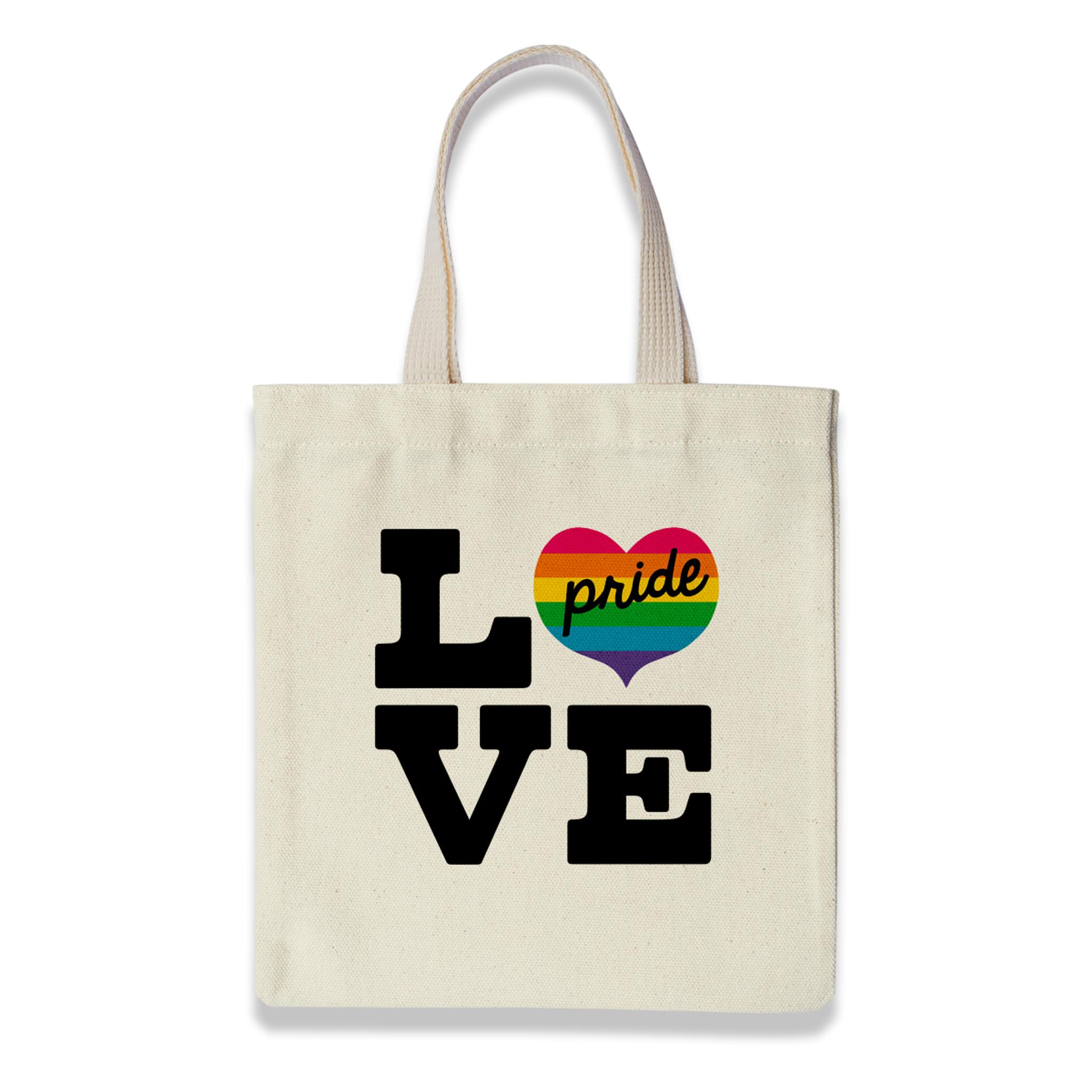 Love + Pride Tote