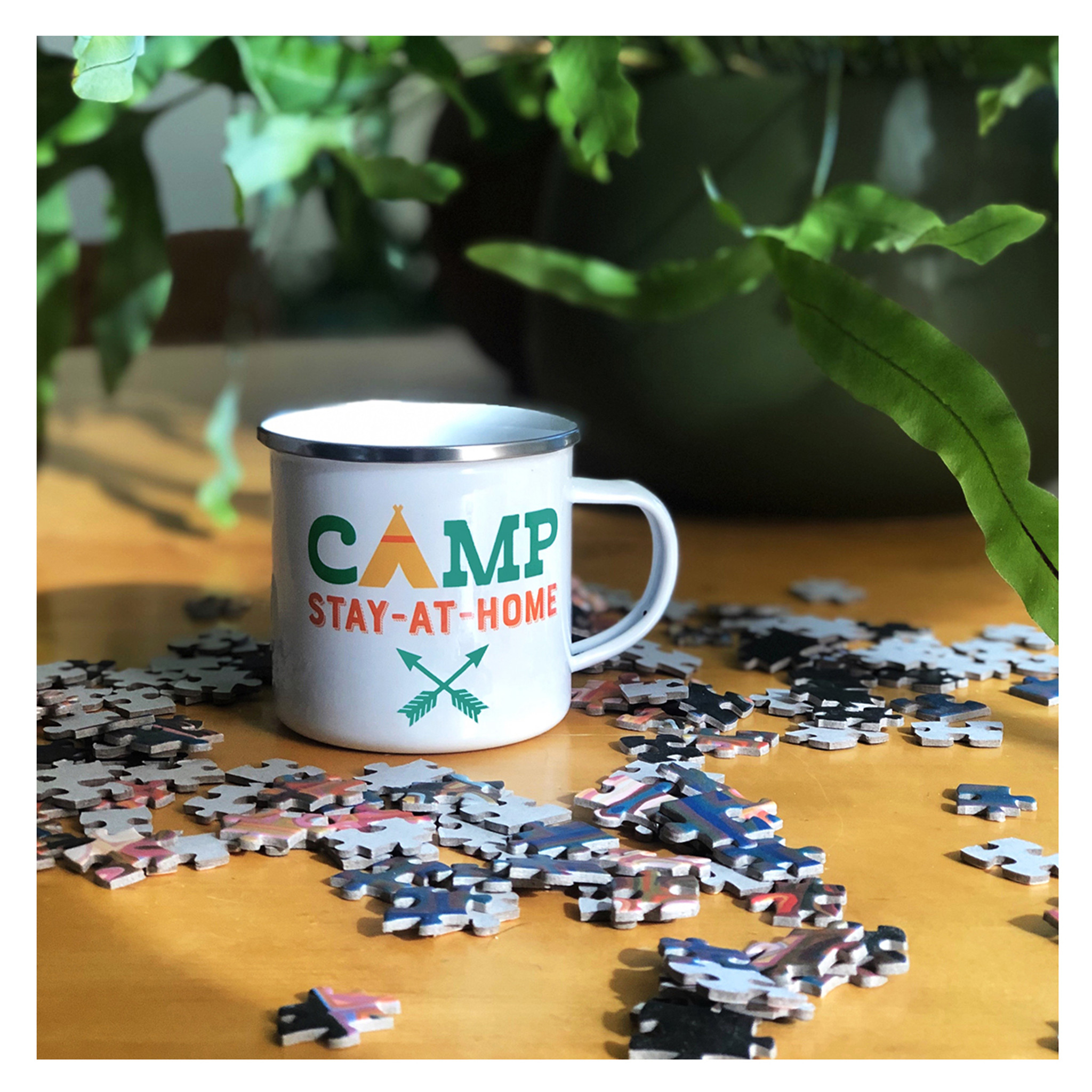 Camp Stay-at-Home Camp Cup