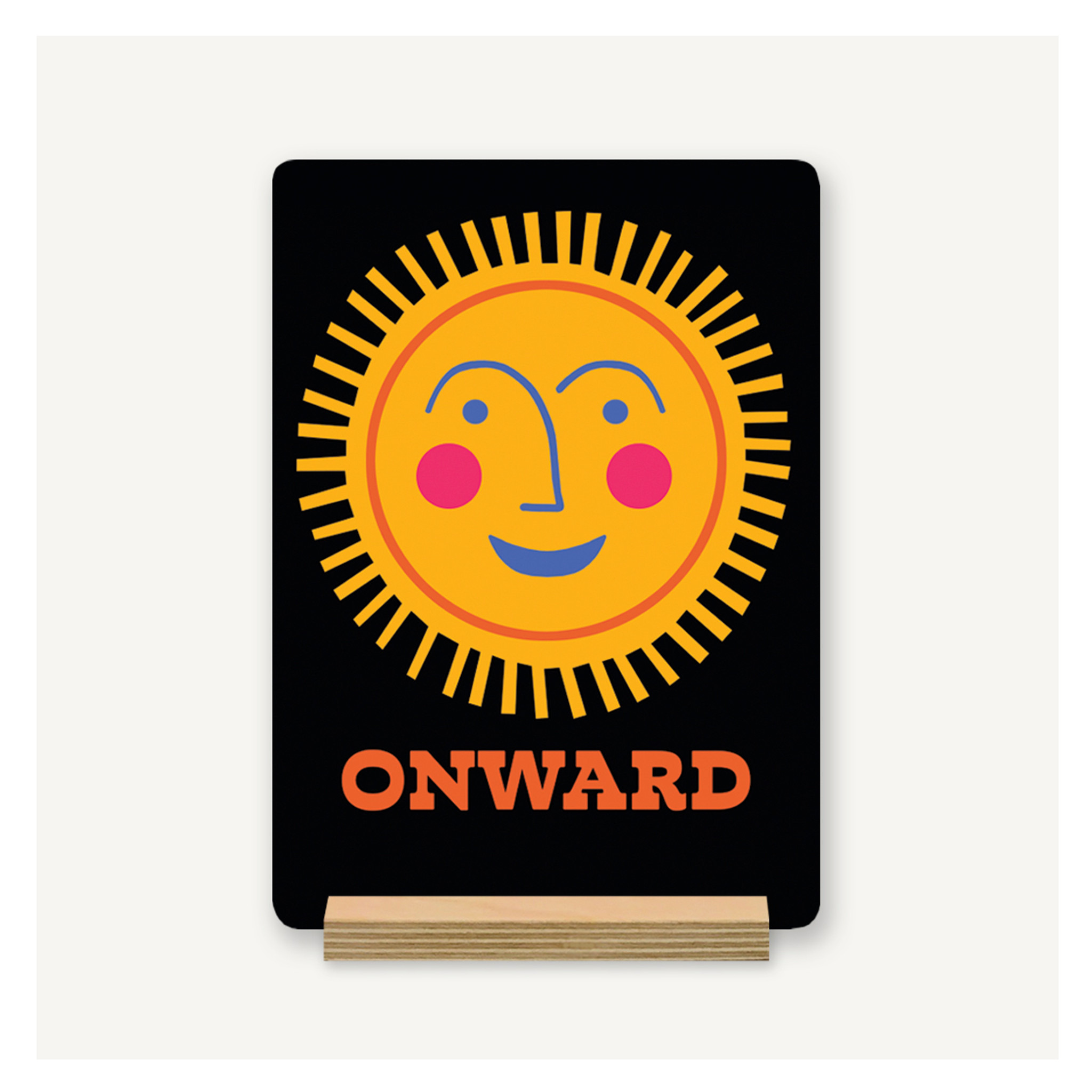 Onward Sun Desk Decor