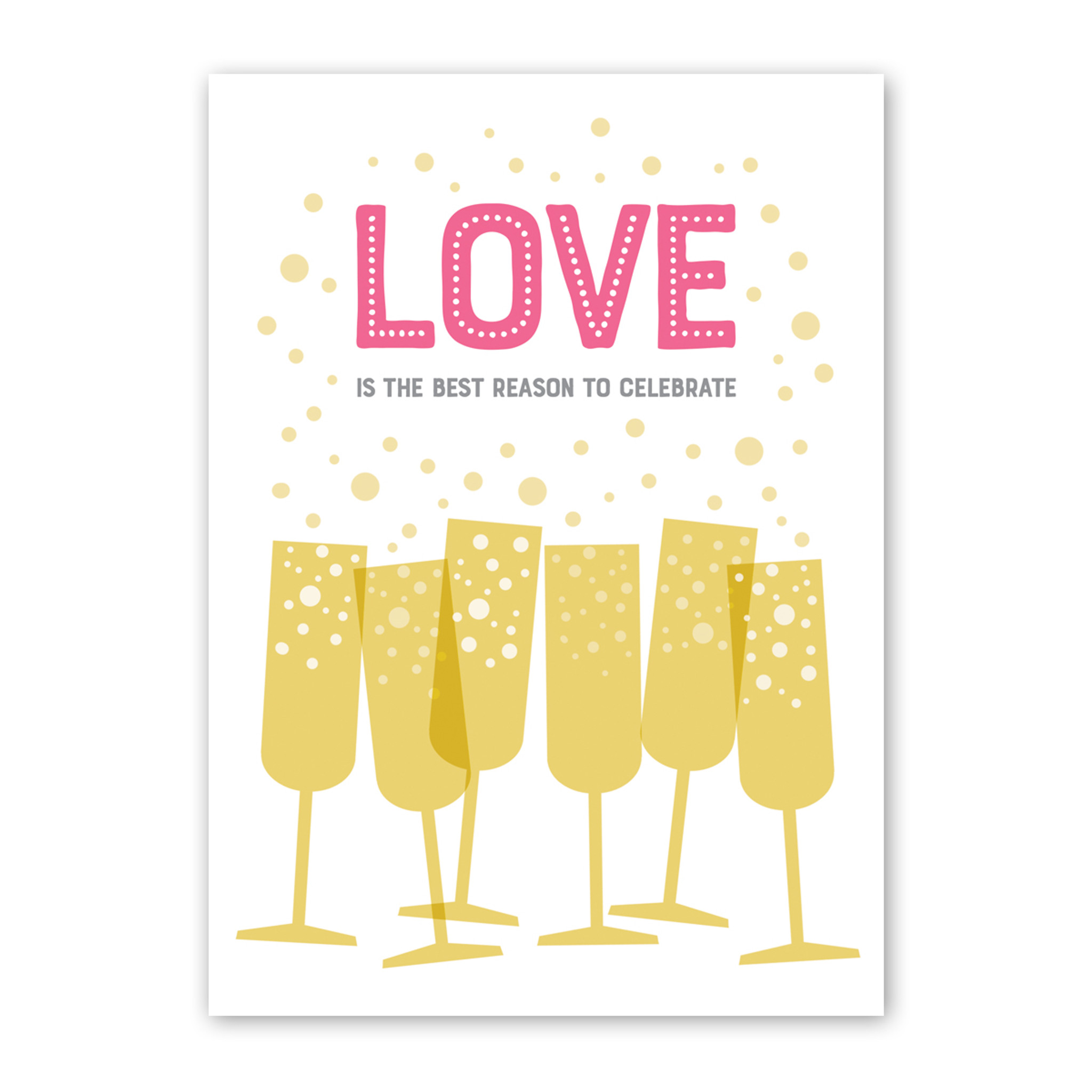 Love Celebration Card