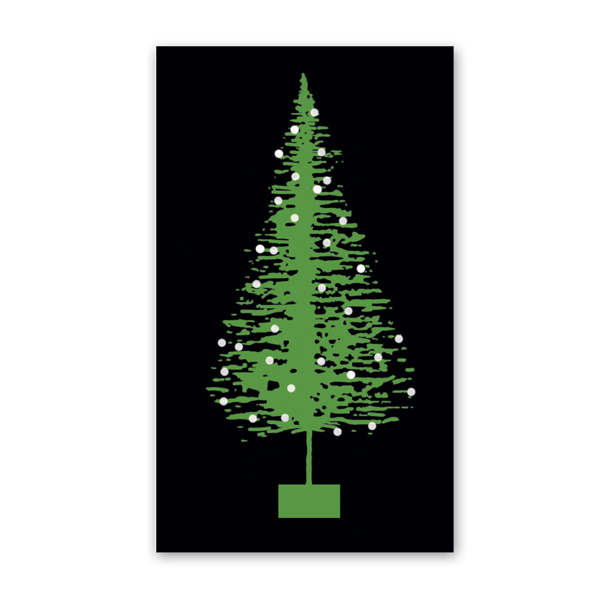 Bottlebrush Tree Mini Cards - Pack of 4
