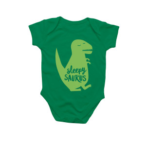 Sleepysaurus Bodysuit