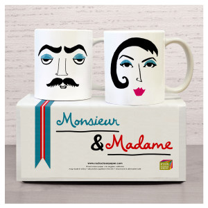 Monsieur & Madame Set