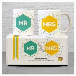 Modern Mr & Mrs