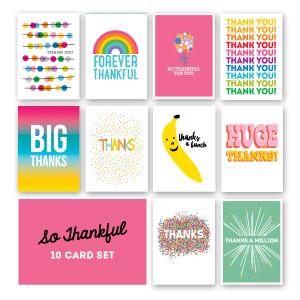 So Thankful 10 card set