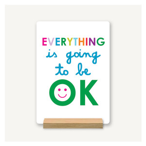 Everything Ok Desk Decor