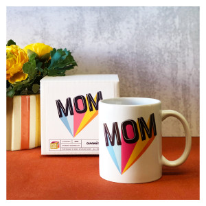 Pop Art Mom Mug
