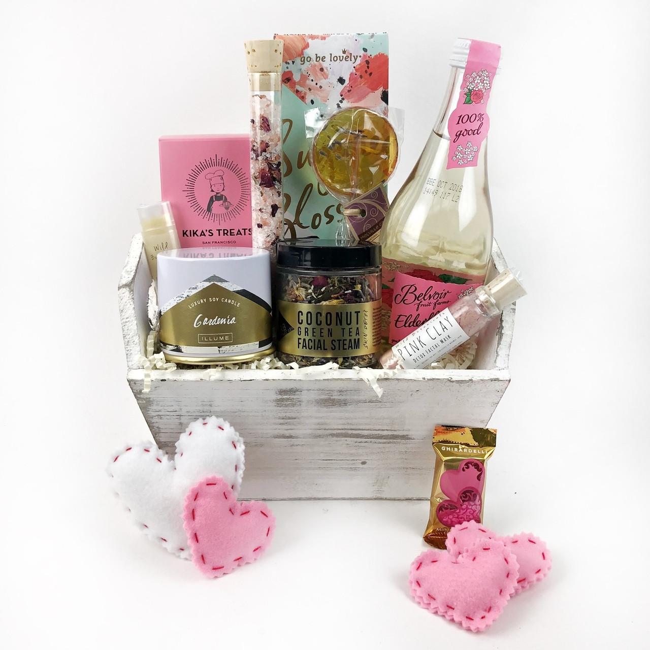 Make Her Blush Gourmet Gifts By Bravo Llc