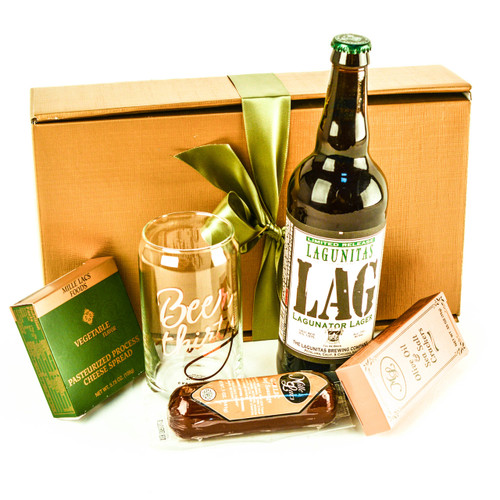 Lagunitas Beer Gift Box