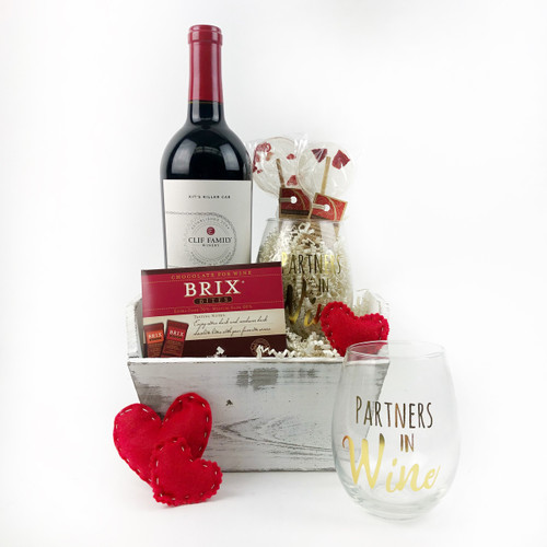 I'd Love Some Wine!