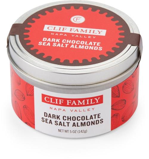 Clif Family Dark Chocolate + Sea Salt Almonds