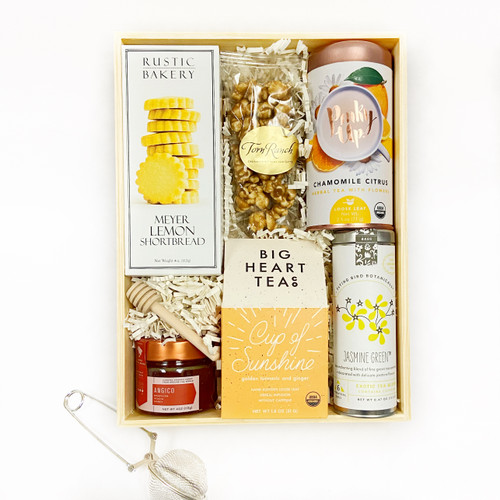 Tea Lover Crate