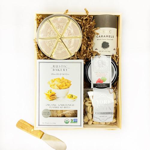 Gourmet Snack Crate