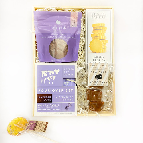 Lavender Love Crate