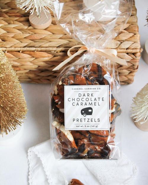 Caramel Caravan Chocolate Caramel Pretzels