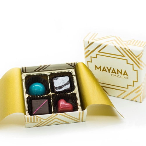 Mayana 4-Piece Signature Box