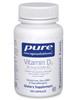 Vitamin D3 1000 IU, 120 vcaps