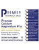 Calcium Magnesium Plus, 90 Vcaps